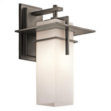 Caterham Collection Caterham 1 Light Fluorescent Outdoor Wall Lantern