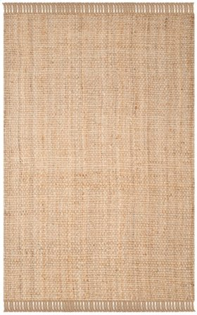 Natural Fiber Hand Woven Square Rug