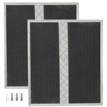 "Type Xd Non-Ducted Replacement Charcoal Filter 14.624"" x 15.883"" x 0.500"""