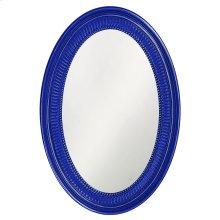 Ethan Mirror - Glossy Royal Blue