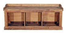 3 Shoe Storage Bench