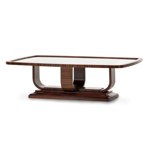 Rectangular Cocktail Table (2 Pc)