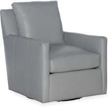 Bradington Young Jaxon Swivel Tub Chair 8-Way Tie 321-25SW
