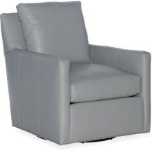Bradington Young Jaxon Swivel Tub Chair 8-Way Tie 321-25SW