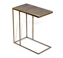 Johannes Hugging Table - Shagreen