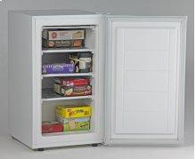 2.8 Cu. Ft. Vertical Freezer - White