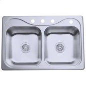 Single Basin Kitchen Sink 33 X 22 249124na in by sterling in west haven ct southhaven single basin southhaven double basin kitchen sink 33 x 22 workwithnaturefo