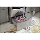 1.0 Cu. Ft. Lg Sidekick(tm) Pedestal Washer, Lg Twinwash(tm) Compatible