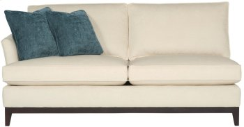 Patrick Left Arm Loveseat in Mocha (751) Product Image