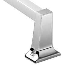 "Economy chrome 24"" towel bar"