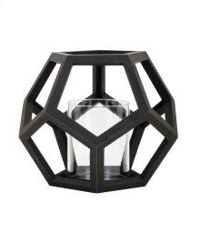 Ubon Small Wood Lantern