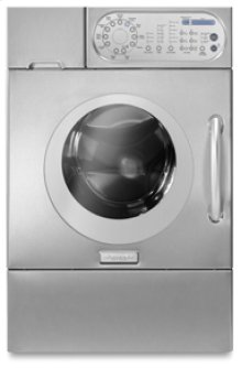Pro Line® Series 6 Automatic Cycles 3.8 Cu. Ft. - IEC Equivalent(Stainless Steel)