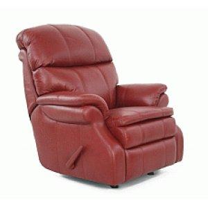 6-5540 Baron II (Leather) 5451-11 Stargo Red