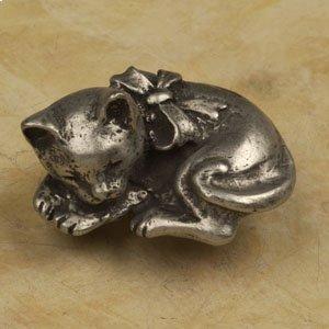 Sleeping Cat Knob Product Image