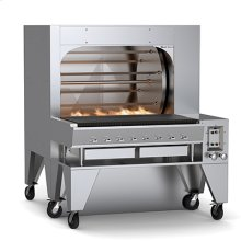 Cascade-gas-fired-rotisserie-with-montague-broiler