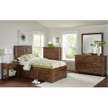 Sonoma Creek Full Panel Headboard
