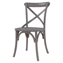 Lexa Dining Chair, Gray