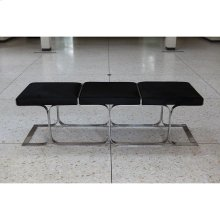 Airline Bench-Black Angus