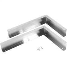 Microwave Hood Filler Kit - Stainless Steel