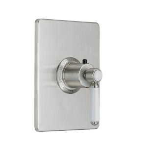 "Belmont Styletherm (R) 3/4"" Thermostatic Trim Only - Lifetime Polished Gold"