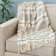 Gabriel Fringe Throw