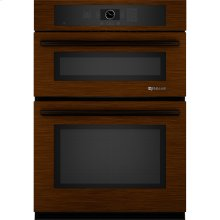 "Combination Microwave/Wall Oven with MultiMode® Convection, 30"", Oiled Bronze"