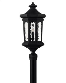 Raley Large Post Top or Pier Mount Lantern