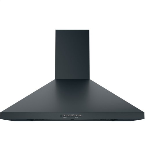 "36"" Wall-Mount Pyramid Chimney Hood"
