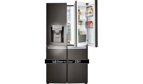 23 cu. ft. Smart wi-fi Enabled Door-in-Door® Counter-Depth Refrigerator