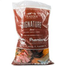 Signature Blend Hardwood Pellets