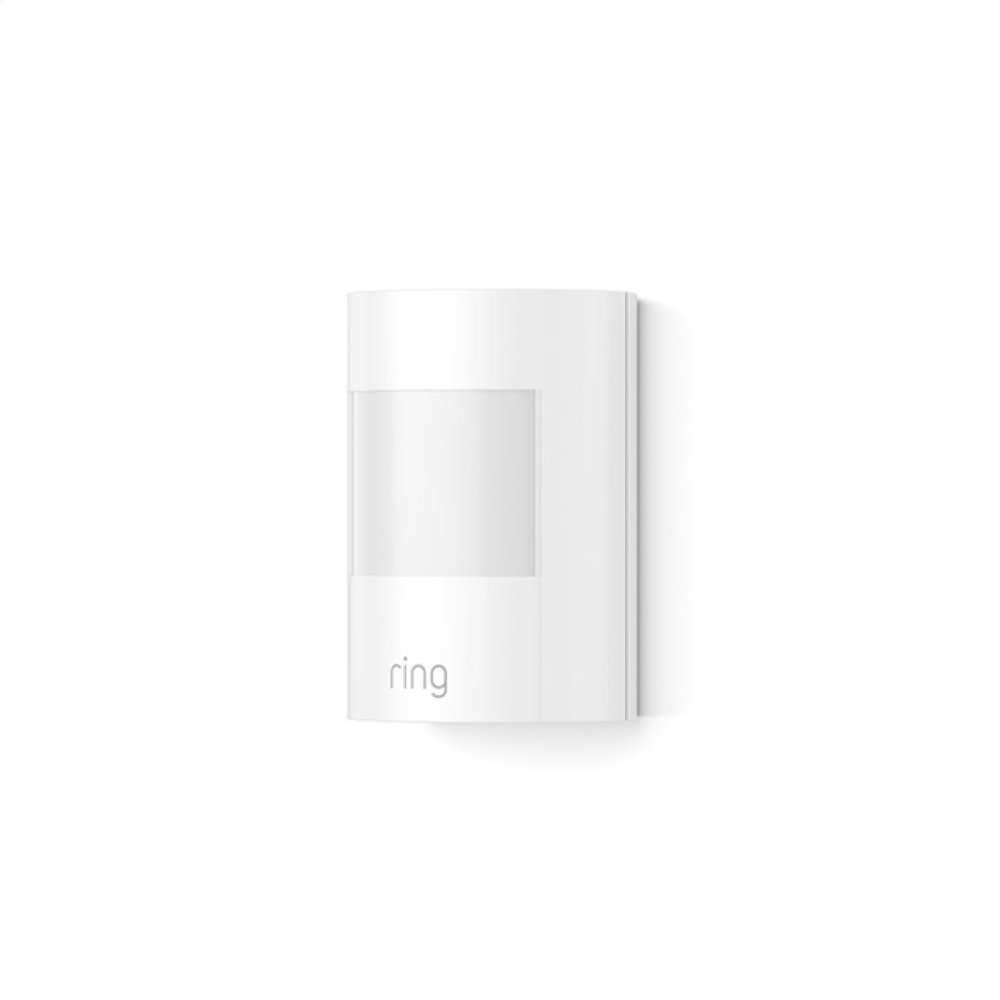 Alarm Motion Detector - White: *Requires the Ring Alarm Security Kit. *Ships to the continental US (including Alaska and Hawaii) and Canada (excluding Quebec).