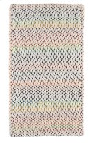 Dramatic Static Carnival Braided Rugs Product Image
