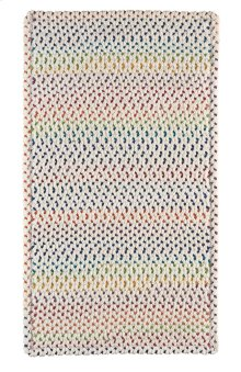 Dramatic Static Carnival Braided Rugs