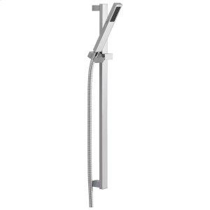 Chrome Premium Single-Setting Slide Bar Hand Shower Product Image
