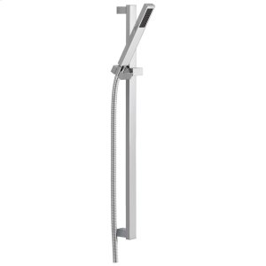 Chrome Premium Single-Setting Slide Bar Hand Shower Product Image