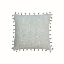 18X18 Hand Woven Lane Pillow Sage