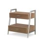 LEGACY CLASSIC FURNITURE Hygge By Rachael Ray Leg Night Stand