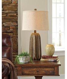 Khalil Poly Table Lamp