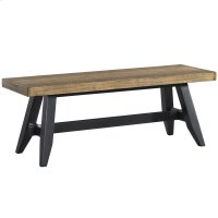 Dining - Urban Rustic Dining Bench Product Image