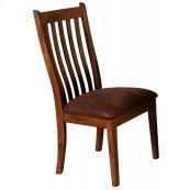Sedona Slatback Chair W/cushion Seat