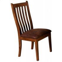 Sedona Slatback Chair W/cushion Seat Product Image