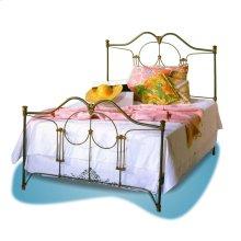 Lariat Iron Bed - #144
