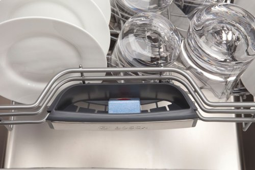 "24"" Recessed Handle Dishwasher 300 Series- White SHE53TF2UC"