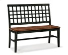 Arlington Lattice Back Bench Product Image