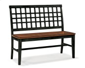 Arlington Lattice Back Bench