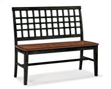 Arlington Lattice Back Bench