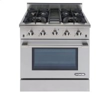 """NXR 30"""" Professional Range with Four Burners, Convection Oven, Natural Gas (DRGB3001)"""