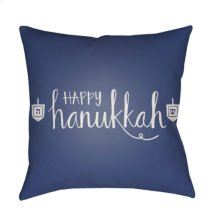 "Happy Hannukah HDY-027 18"" x 18"""