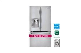 29 cu. ft. Ultra Capacity 3-Door French Door Refrigerator w/Dual Ice Makers