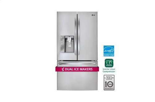 29 cu. ft. French Door Refrigerator